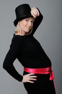 SESJA urodzinowa w 8 miesiącu ciąży